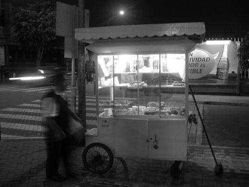 Empanadas Cart